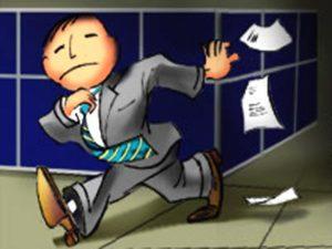 Công ty lấy lý do nhân viên tự ý bỏ việc để không thanh toán các thủ tục