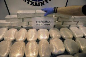 Buôn ma túy bao nhiêu kg thì bị bắt