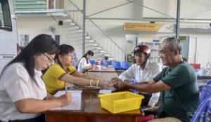 Quy định về trợ cấp phục vụ vì suy giảm khả năng lao động