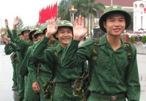 Những đối tượng không được đăng ký nghĩa vụ quân sự
