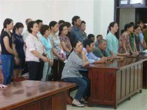 Có được từ chối dự xét xử vụ án hành chính