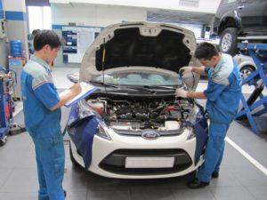 Các bước lập công ty sửa chữa xe máy