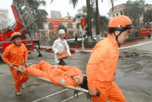 Xác định như thế nào là bị thương trong lúc làm nhiệm vụ
